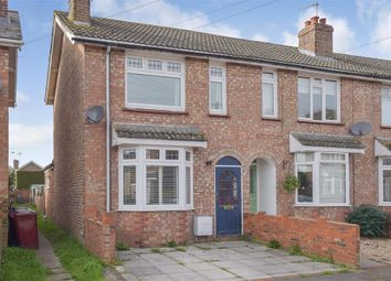 Thumbnail 3 bed end terrace house for sale in Winden Avenue, Chichester, West Sussex