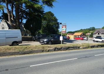 Thumbnail Commercial property for sale in Felinfach, Aberaeron