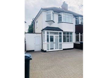 Thumbnail 3 bed semi-detached house to rent in Barrows Lane, Birmingham