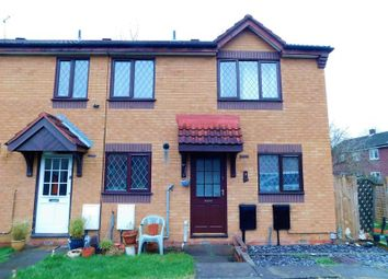 Thumbnail 2 bed end terrace house for sale in Aldrin Close, Beaconside, Stafford