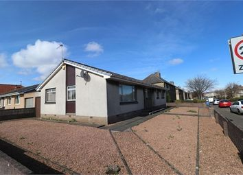Thumbnail 4 bed detached bungalow for sale in Memorial Road, Methil