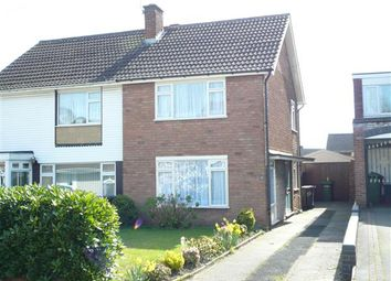 Thumbnail 2 bedroom semi-detached house for sale in Carol Crescent, Lyndale Park, Wednesfield