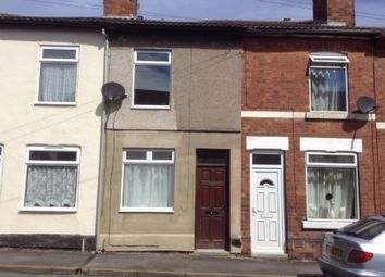 Thumbnail 2 bed terraced house to rent in Crossley Street, Ripley