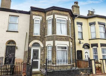 Thumbnail 3 bed terraced house for sale in St. Peters Road, Great Yarmouth