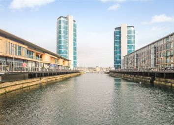 Thumbnail 2 bed flat for sale in The Wharf, Dock Head Road, Chatham, Kent