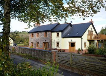 Thumbnail 4 bed detached house for sale in Glantwrch Farm, Pumsaint, Llanwrda