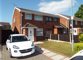 Thumbnail 3 bed semi-detached house for sale in Gwent Close, Liverpool, Merseyside
