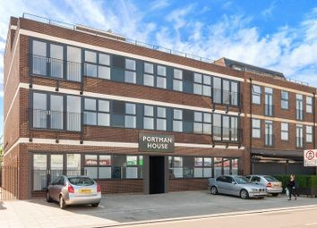 Thumbnail 2 bed flat for sale in 16-20 Victoria Road, Romford
