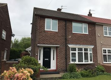 Thumbnail 3 bed semi-detached house for sale in Ayrey Avenue, South Shields