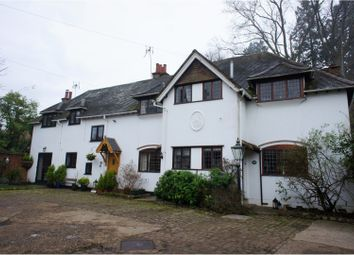 Thumbnail 3 bed terraced house for sale in Upper Chobham Road, Camberley