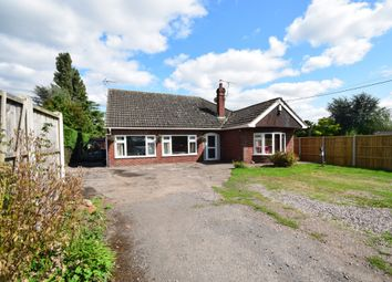 Thumbnail 4 bed detached bungalow for sale in Golf House Lane, Prees Heath, Whitchurch