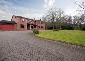 Thumbnail 6 bed property for sale in Glen Road, Torwood, Falkirk