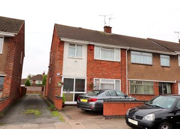Thumbnail 4 bed end terrace house for sale in Charlewood Road, Coventry, West Midlands
