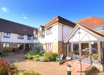 Thumbnail 1 bed flat for sale in Abbey Road, Chertsey