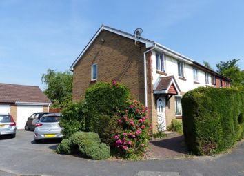 Thumbnail 3 bed semi-detached house to rent in Lapin Lane, Basingstoke