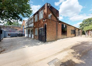 Thumbnail Warehouse for sale in Markfield Road, London