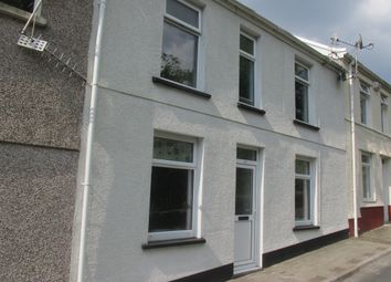 Thumbnail 4 bed terraced house for sale in Abermorlais Terrace, Merthyr Tydfil