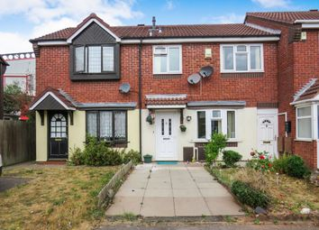 Thumbnail 3 bedroom terraced house for sale in Britannia Road, Walsall