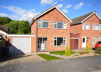 Thumbnail 3 bed detached house for sale in Tavistock Avenue, Ripley