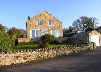 Thumbnail 4 bed detached house to rent in Pondicherry, Rothbury, Morpeth