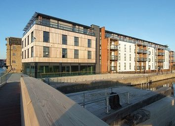 Thumbnail 1 bed flat for sale in Hebble Wharf, Navigation Walk, Wakefield