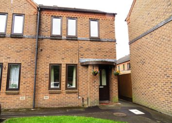 Thumbnail 2 bed end terrace house for sale in Etruria Gardens, Chester Green, Derby