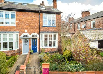 Thumbnail 3 bed terraced house for sale in Rosedale Street, Fulford Road, York