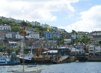 Thumbnail 4 bed town house for sale in Chapel Lane, Polruan, Fowey