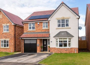 Thumbnail 4 bed detached house for sale in Stansfield Drive, Euxton