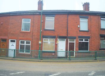 Thumbnail 2 bedroom terraced house to rent in Halton Street, Hyde