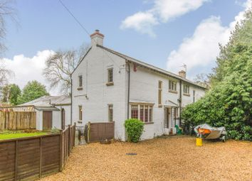Thumbnail 3 bed semi-detached house to rent in Botley Hill, Botley, Southampton