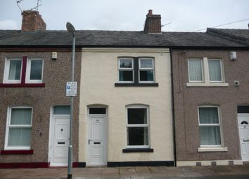 Thumbnail 2 bed terraced house to rent in Garfield Street, Denton Holme, Carlisle