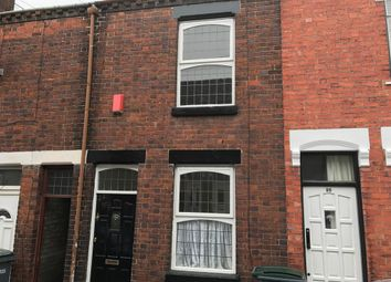 Thumbnail 2 bedroom terraced house to rent in Cummings Street, Hartshill, Stoke-On-Trent