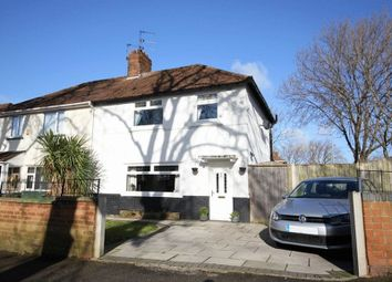 Thumbnail 3 bed semi-detached house for sale in Allenby Square, Old Swan, Liverpool
