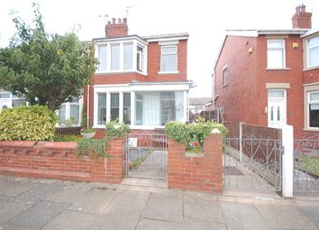 Thumbnail 3 bed semi-detached house to rent in Beckway Avenue, Blackpool