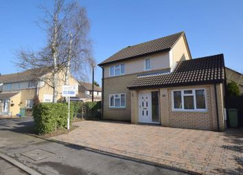 Thumbnail 3 bed detached house for sale in Arlott Crescent, Oldbrook, Milton Keynes
