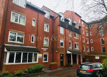 1 bed flat for sale in Homevalley House, Bryngwyn Road, Newport. NP20