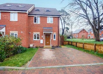 Thumbnail 3 bed semi-detached house for sale in Old School Close, Freshwater