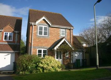 Thumbnail 3 bedroom detached house to rent in Aldbourne Close, Hungerford