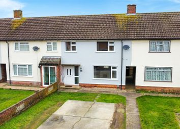 Thumbnail 3 bed terraced house for sale in Goldcrest Road, Ipswich