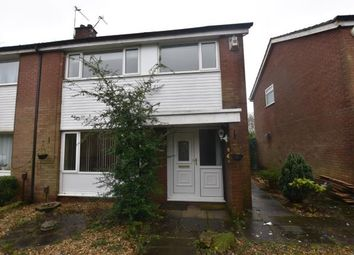 Thumbnail 3 bed semi-detached house for sale in Wensley Road, Blackburn, Lancashire