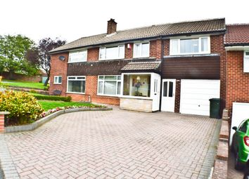 Thumbnail 4 bedroom semi-detached house for sale in Moorlands, Prudhoe
