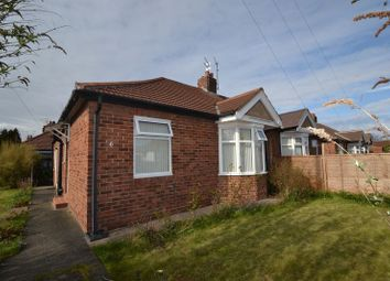 Thumbnail 2 bed bungalow for sale in Fairfield Drive, Whitley Bay