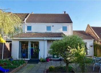 Thumbnail 3 bed end terrace house for sale in Industrial Cottages, Lincoln