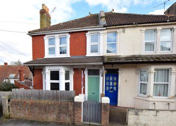Thumbnail 2 bed maisonette for sale in New Road, Pill, Bristol