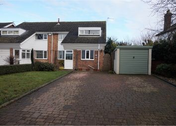 Thumbnail 3 bed semi-detached house for sale in South Street, Keelby
