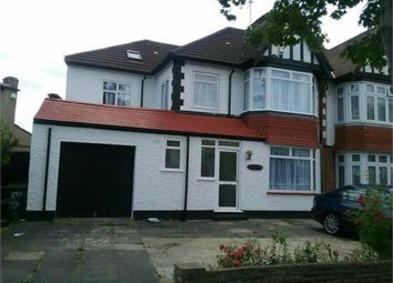 Thumbnail 4 bedroom semi-detached house for sale in The Dene, Wembley, Greater London