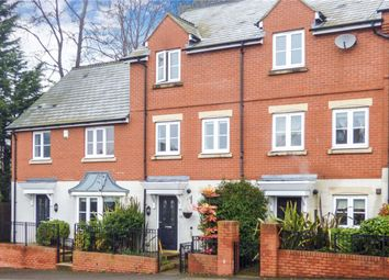 Thumbnail 3 bed town house for sale in Hallfields Lane, Rothley, Leicester, Leicestershire