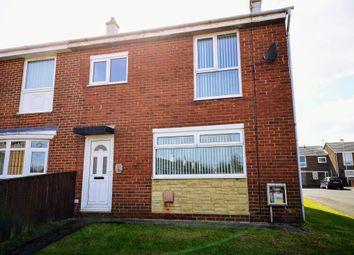 Thumbnail 3 bed semi-detached house to rent in Oakville, Ashington, Northumberland