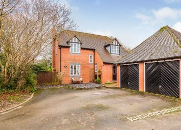 Thumbnail 4 bed detached house for sale in Newbury Road, Newbury